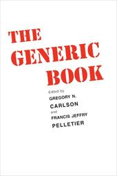 The Generic Book - Pelletier, Francis J. / Carlson, Gregory N. / Carlson, Greg N.