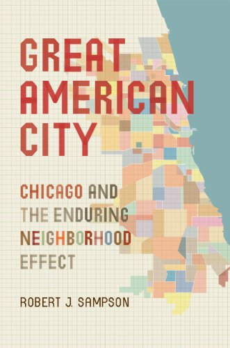 Great American City: Chicago and the Enduring Neighborhood Effect 9780226734569