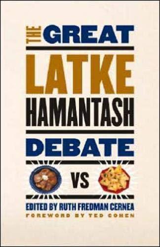 The Great Latke-Hamantash Debate 9780226100234