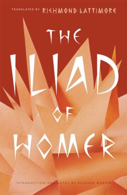The Iliad of Homer 9780226470481