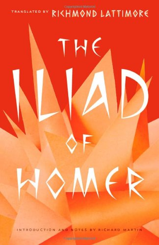 The Iliad of Homer 9780226470498