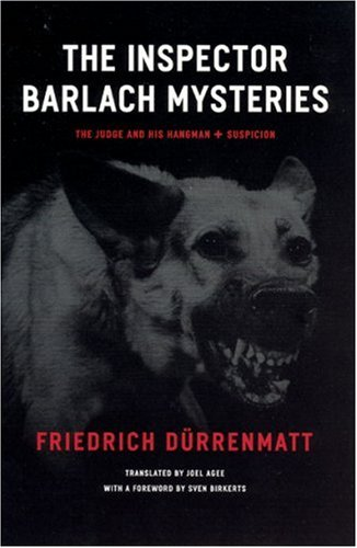 The Inspector Barlach Mysteries: The Judge and His Hangman and Suspicion 9780226174440