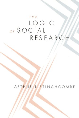 The Logic of Social Research 9780226774923