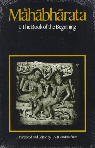 The Mahabharata, Volume 1: Book 1: The Book of the Beginning 9780226846637