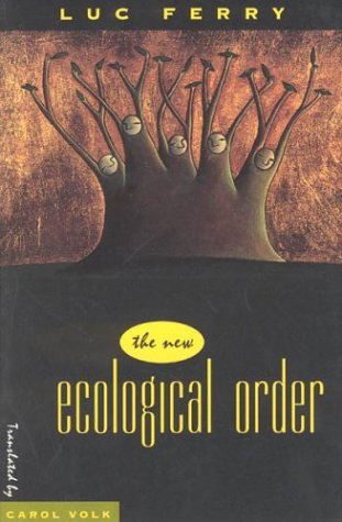 The New Ecological Order 9780226244839
