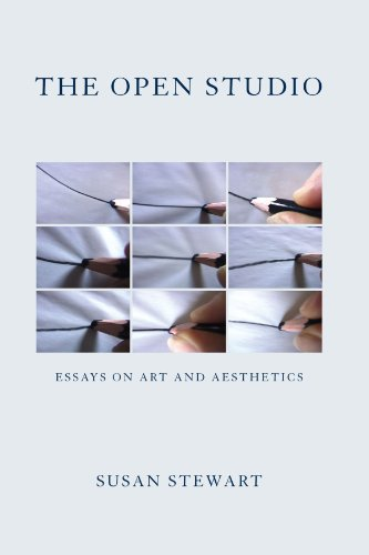 The Open Studio: Essays on Art and Aesthetics 9780226774473