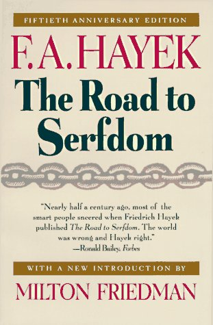 The Road to Serfdom 9780226320618