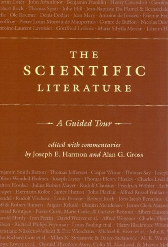 The Scientific Literature: A Guided Tour 9780226316567
