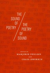 The Sound of Poetry/The Poetry of Sound 754524