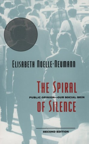 The Spiral of Silence: Public Opinion--Our Social Skin 9780226589367