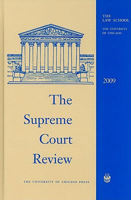 The Supreme Court Review 9780226362557