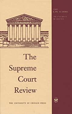 The Supreme Court Review 9780226363257