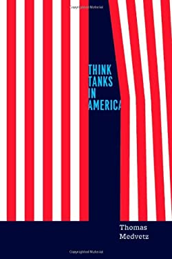 Think Tanks in America 9780226517292