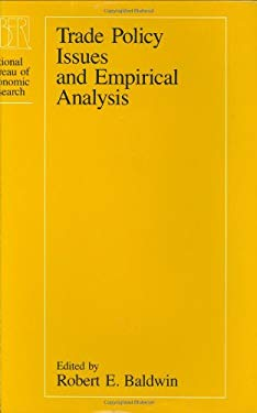 Trade Policy Issues and Empirical Analysis 9780226036076
