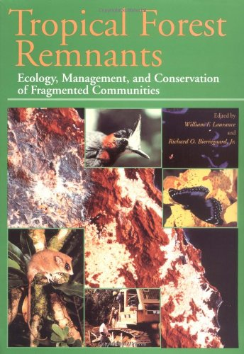 Tropical Forest Remnants: Ecology, Management, and Conservation of Fragmented Communities 9780226468990