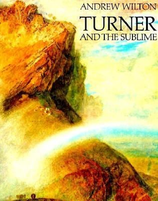 Turner and the Sublime 9780226061894