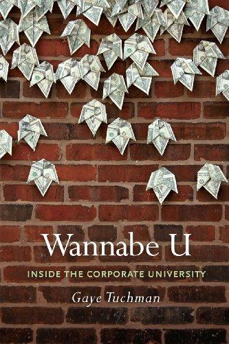 Wannabe U: Inside the Corporate University 9780226815305