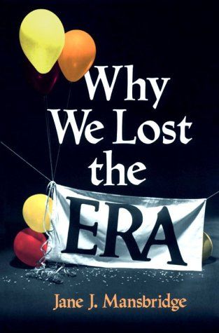 Why We Lost the Era 9780226503585