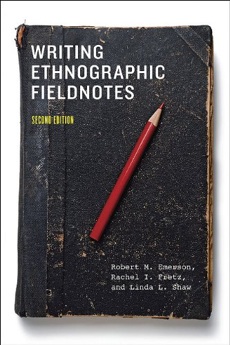 Writing Ethnographic Fieldnotes 9780226206837