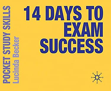 14 Days to Exam Success 9780230249103
