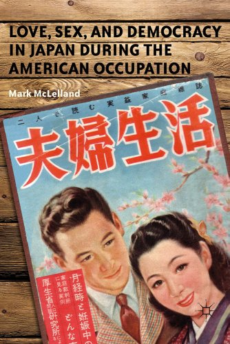 Love, Sex, and Democracy in Japan During the American Occupation 9780230120594