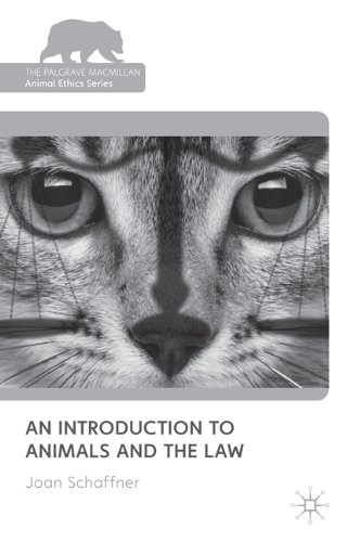 An Introduction to Animals and the Law 9780230235649