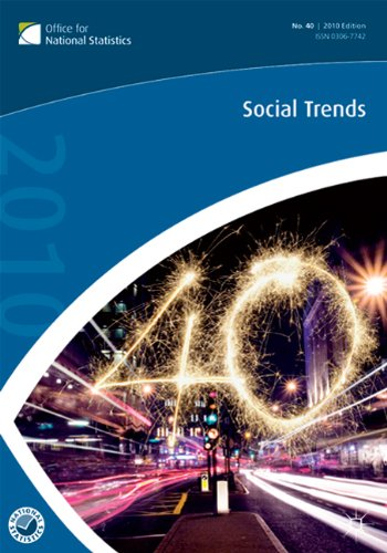 Social Trends (40th Edition) 9780230240674
