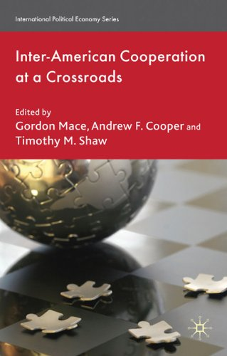 Inter-American Cooperation at a Crossroads 9780230243613