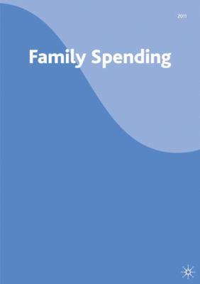 Family Spending 2011 9780230283749