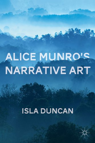 Alice Munro's Narrative Art 9780230338579