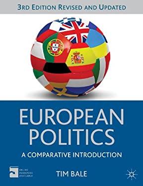 European Politics: A Comparative Introduction 9780230362949