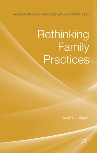 Rethinking Family Practices 9780230527232