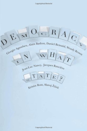 Democracy in What State? 9780231152990