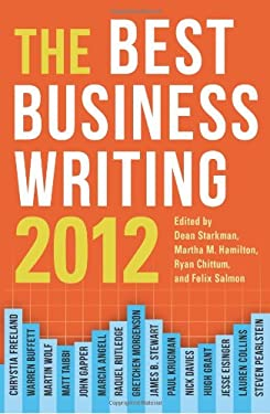 The Best Business Writing 9780231160735