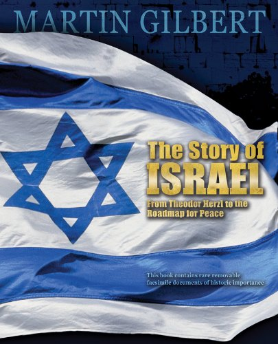 The Story of Israel 9780233003351