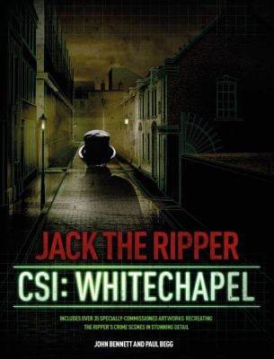 Jack the Ripper: Csi: Whitechapel 9780233003627