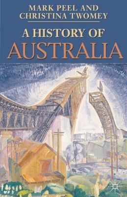 A History of Australia 9780230001640