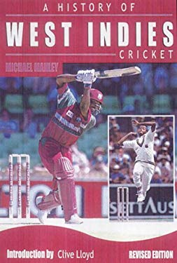 A History of West Indies Cricket 9780233050379