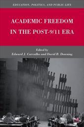 Academic Freedom in the Post-9/11 Era
