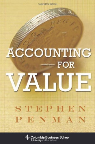 Accounting for Value 9780231151184