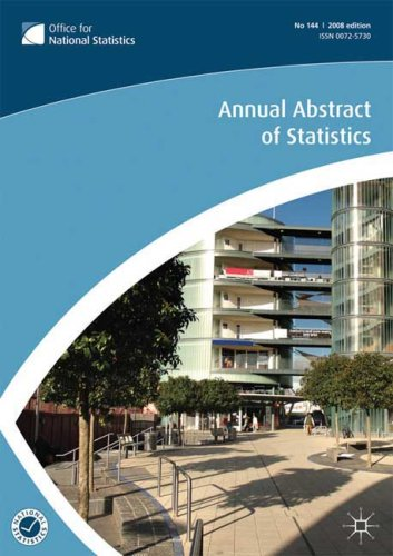 Annual Abstract of Statistics 2008 9780230545601