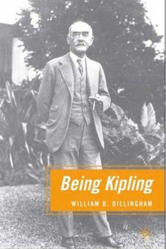 Being Kipling (9780230609112) photo