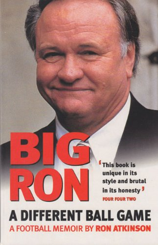 Big Ron: A Different Ball Game 9780233994543