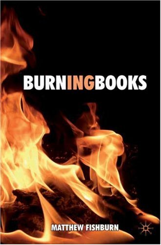 Burning Books 9780230553286