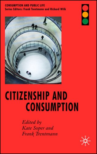 Citizenship and Consumption 9780230553460