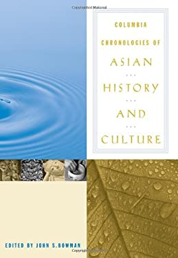 Columbia Chronologies of Asian History and Culture 9780231110044