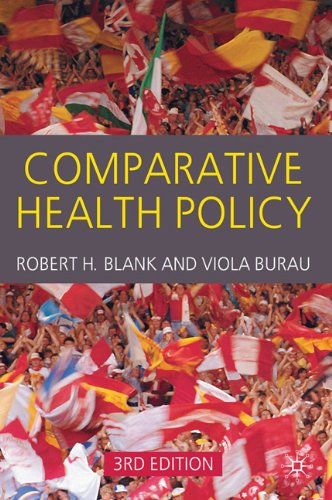 Comparative Health Policy 9780230234284