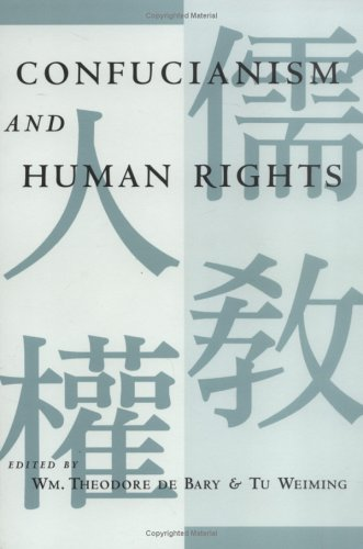 Confucianism and Human Rights 9780231109376