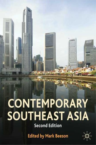 Contemporary Southeast Asia 9780230202924