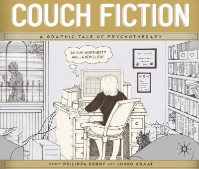 Couch Fiction: A Graphic Tale of Psychotherapy 9780230252035